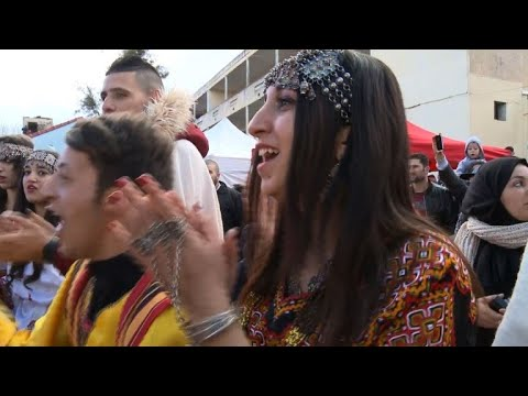 Happy 2968! Berber New Year becomes holiday in Algeria