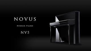 Kawai NOVUS NV5 Hybrid Piano   Promotional Video