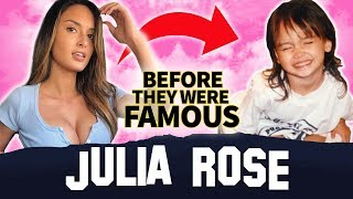 Julia Rose | Before They Were Famous | From Are You The One To Influencer