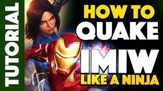 How to QUAKE Ironman Infinity War Like a Ninja