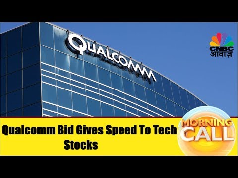 Tech Stocks Hit Highs After Qualcomm Bid | Business News Today | 6th Nov | CNBC Awaaz