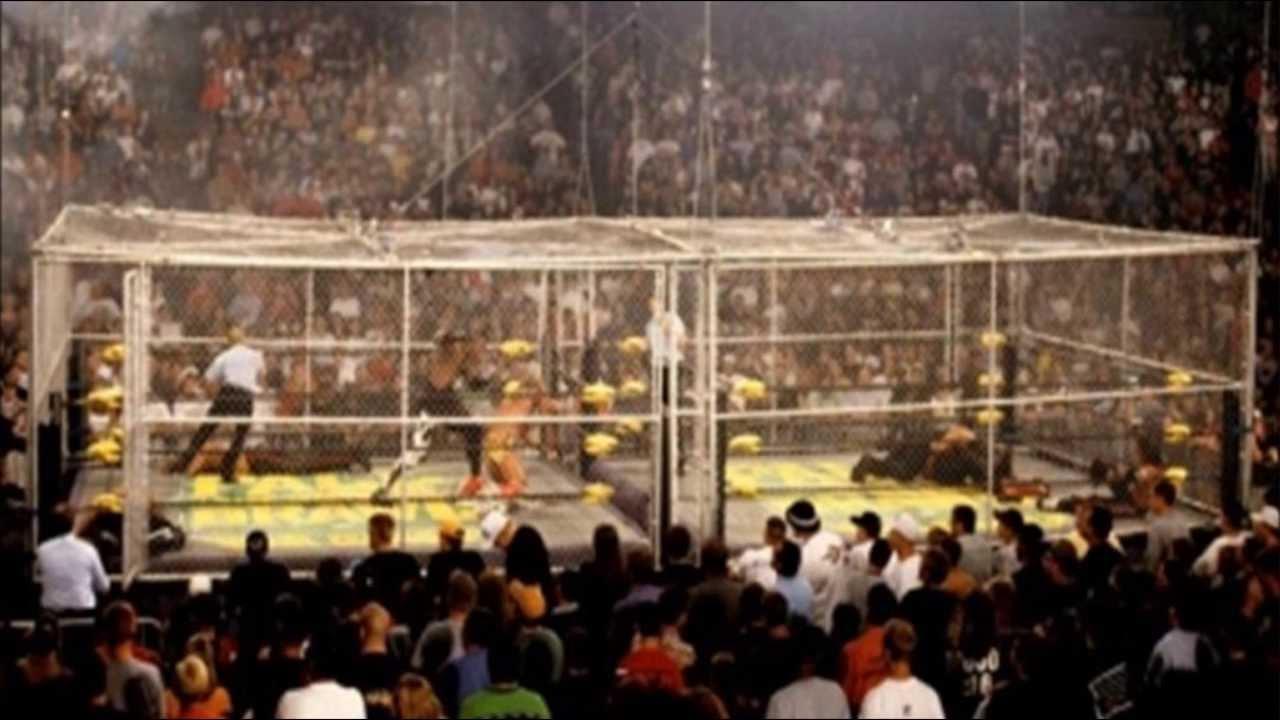 Forgotten Wrestling: WCW WarGames 2000: Russo's Revenge!