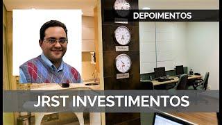 Depoimentos | JRST Investimentos | Fabio Rocha Arquitetura Comercial