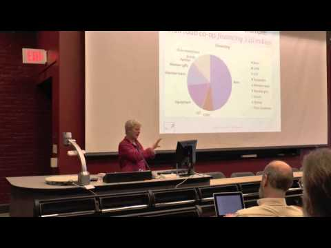 Financing Cooperative Development: Betsy Black