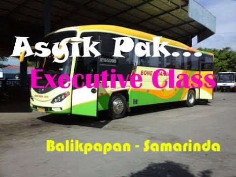 Balikpapan Samarinda Travel Bus Only $2.77 - Bone Indah Jaya