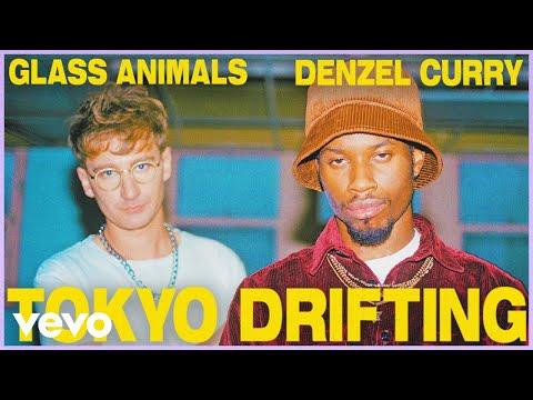 Смотреть клип Glass Animals, Denzel Curry - Tokyo Drifting