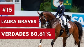 #15 | Laura Graves | Grand Prix CDIO5* | CHIO Aachen | 2018