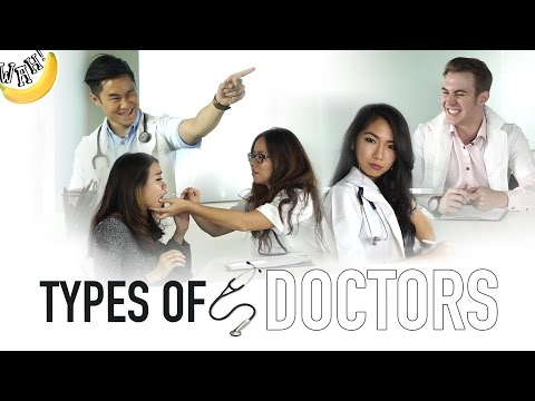 Types of Doctors