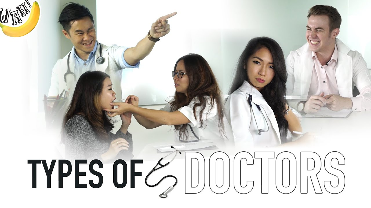 Types Dentists Specialtists