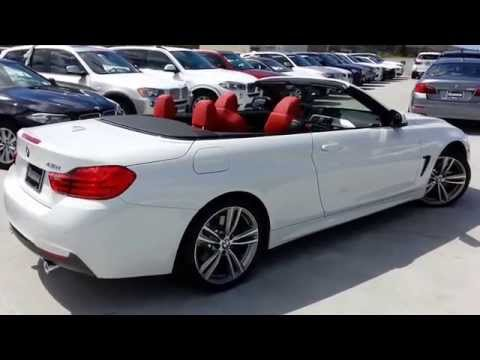 NEW BMW 435I Convertible M Sport with 19 M Wheels