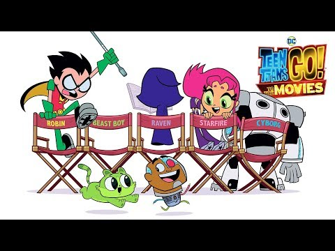 Teen Titans GO! to the Movies - Official Teaser Trailer