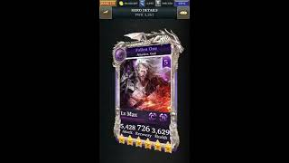 Legendary Game of Heroes # 52 - Life or Death!