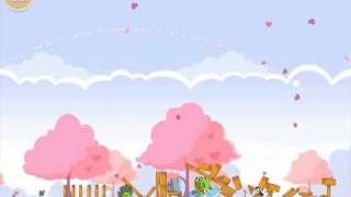 Official Angry Birds Seasons Walkthrough Hogs And Kisses 1-12