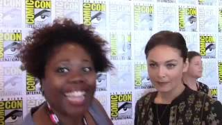 Alexa Davalos discusses The Man in the High Castle