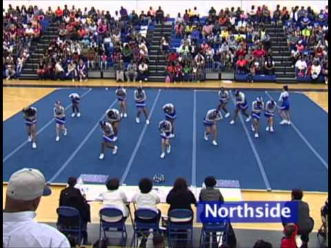 2014 Middle School Cheerleading Competition