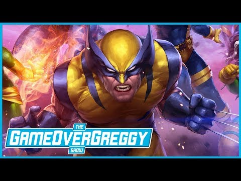 X-Men Finally In MCU - The GameOverGreggy Show Ep. 212