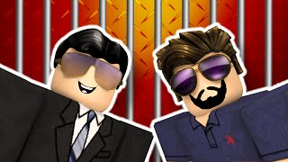Roblox | Prison Life #2 | Ben and Dad