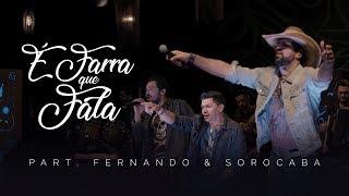 Cantor Gabriel - É Farra Que Fala (Part. Fernando & Sorocaba) - Clipe Oficial