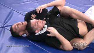 Nick Diaz Works Out With His Brother Nate At UFC 143