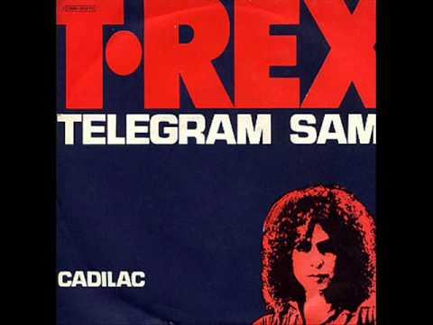 T-Rex - Telegram Sam