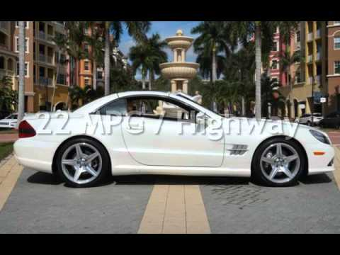 2011 mercedes benz sl550 for sale in new port richey fl youtube. Black Bedroom Furniture Sets. Home Design Ideas