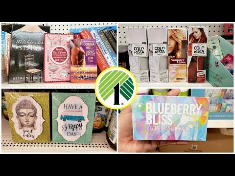 SHOP WITH ME * DOLLAR TREE STORE WALK THROUGH JULY 2019