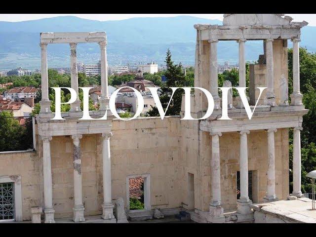 PLOVDIV, Bulgaria #TopHiddenTreasures (HD video)