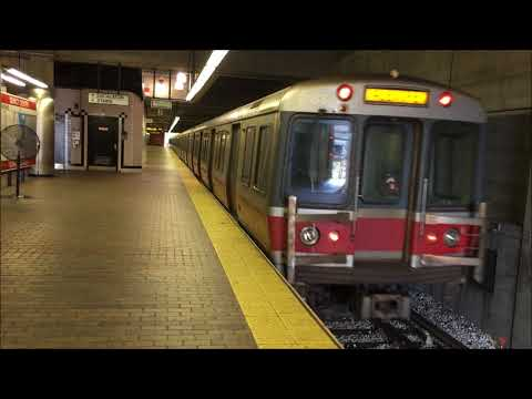 Massachusetts Bay Transportation Authority Red Line Action