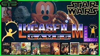 Disney Resurrecting Lucasfilm Games (LucasArts)