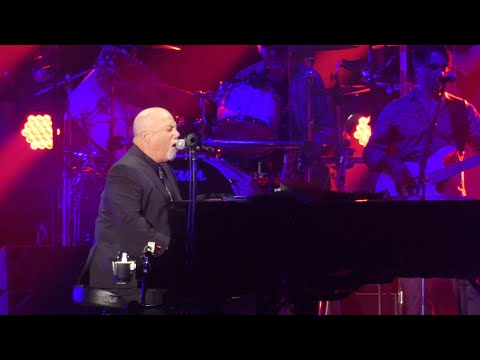 """""""Only the Good Die Young"""" Billy Joel@Madison Square Garden New York 9/27/19"""