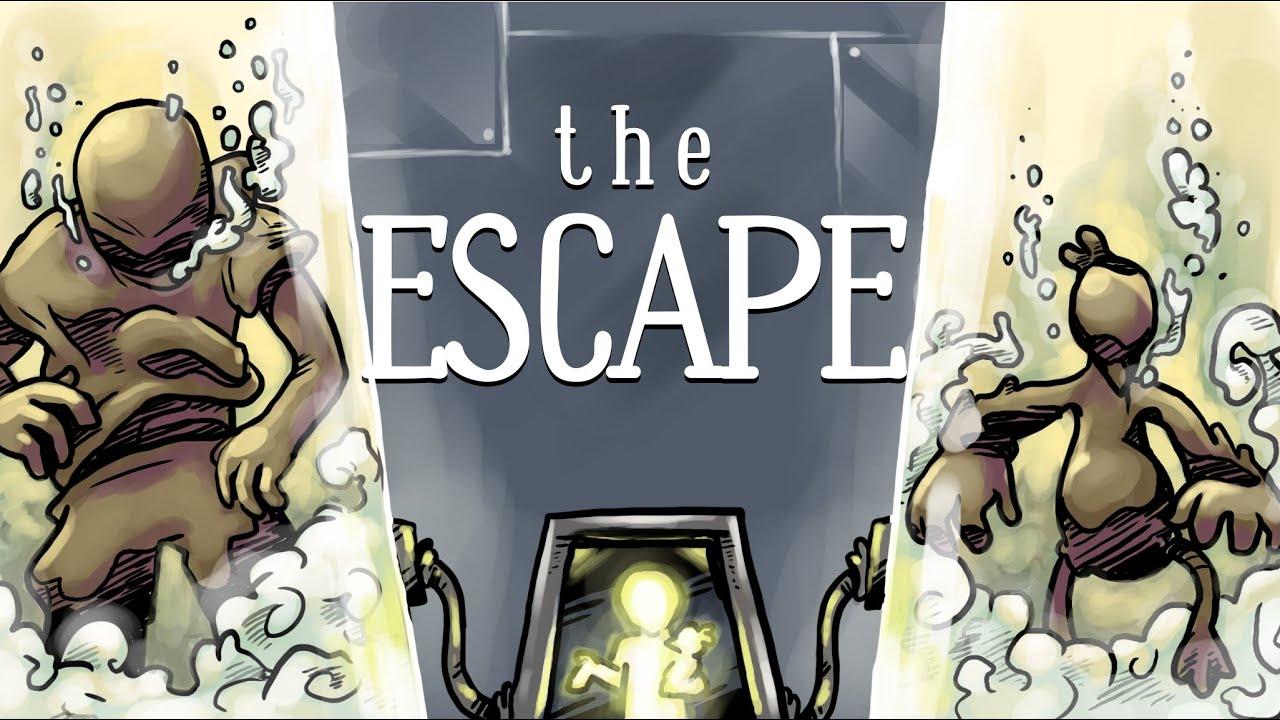 THE ESCAPE   Andrei & Wilfur Saga