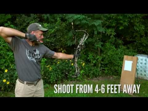How to Paper Tune Your Bow   Cabela's Deer Nation