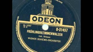 Wiener Bohéme-Orchester - Frühlingsstimmenwalzer