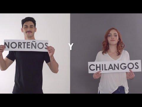 Norteños vs Chilangos