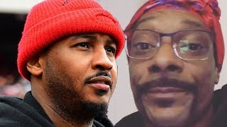 Carmelo Anthony TURNS DOWN Lakers & ANGRY Snoop Dogg SELLING His Lakers Booth Tickets For $5!