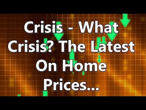 Crisis - What Crisis? The Latest On Home Prices ....