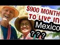 Is it possible for Expats to live on $900/month in Mexico-retire early  or on Social Security