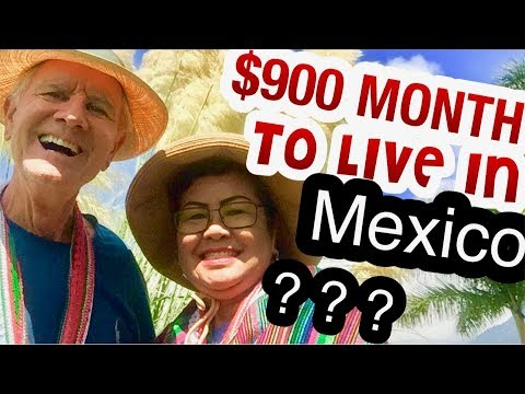 $990  A Month Live On Social Security Retire Early In Mexico Chapala Retire Early