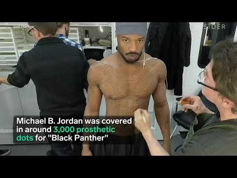 How Michael B.