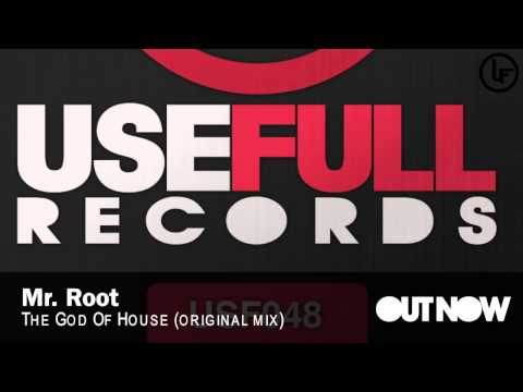 Mr.Root - The God of House (Original mix)