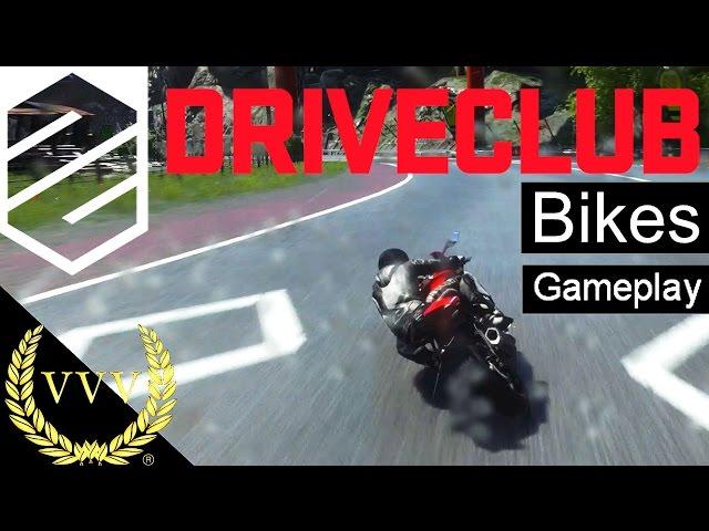 Driveclub Bikes Gameplay Yamaha R1 Nakasendo Test