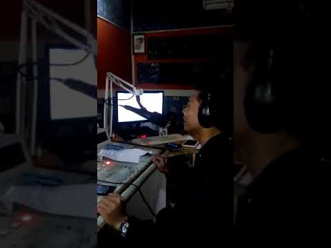 Siaran Radio Brass FM Kediri. 17 November 2017.