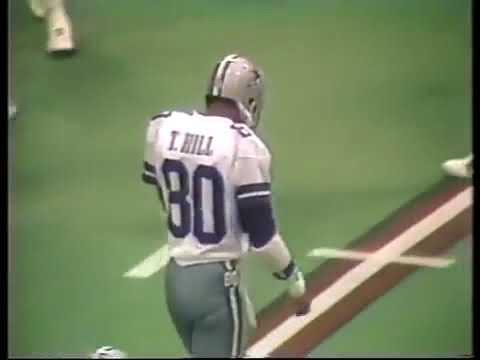 1982 Week 12 Cleveland Browns at Dallas Cowboys 2nd Half YouTube