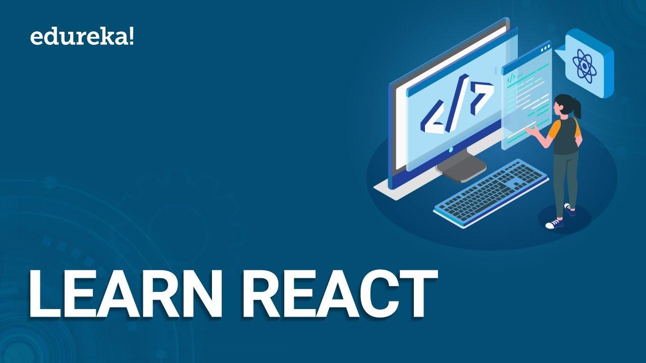 Learn React.js | ReactJS Learning Path in 2020