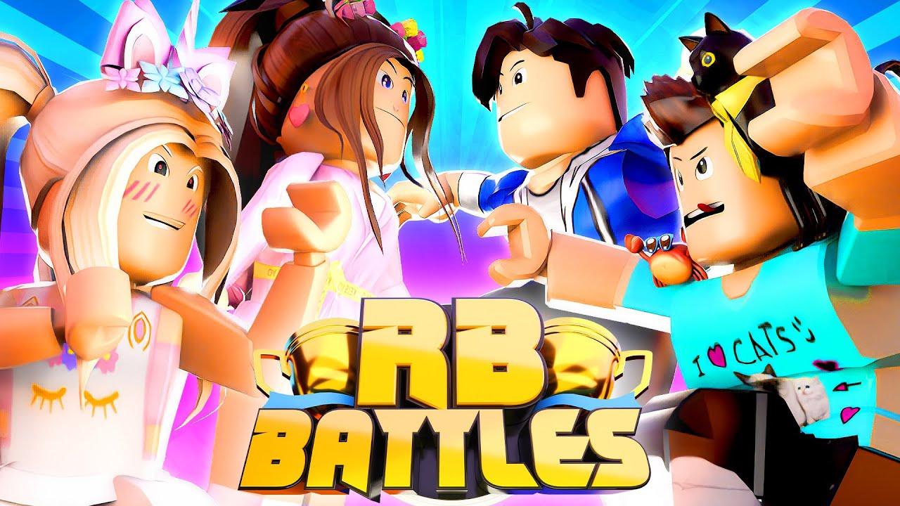 Battle Back Competition - RB Battles Championship for 1 Million Robux!