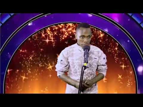 A Kenyan gets a golden buzzer in America got talent AGT,BGT