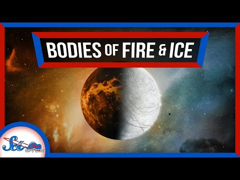 On This Planet, the Floor Is Actually Lava | SciShow News