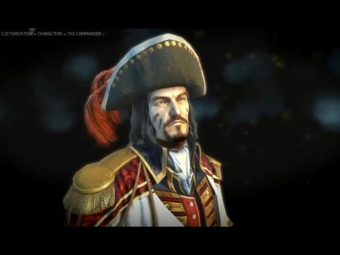 Assassin's Creed 3 Multiplayer Champion pack for The Commander: Commodore
