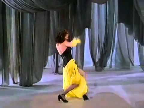 """Ann Miller en """"Easter Parade"""""""