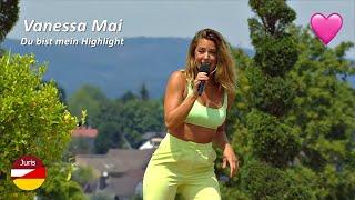 Vanessa Mai - Du bist mein Highlight (ZDF-Fernsehgarten 19.07.2020)